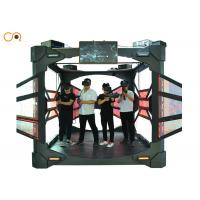 Multiplayer 9d Virtual Reality Shooting Simulator For Amusement Park Manufactures