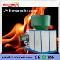 Replace Coal Fired Boiler Biomass Pellet Burner Manufactures
