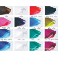 China Heat Insulated  PVB Film for Car Windshield Glass , Colored Glass Laminate Film on sale