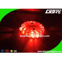 Magnetic Safety Led Emergency Beacon Flares for Road , 9 Kinds Lighting Mode Manufactures
