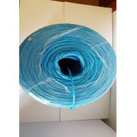 Horticultural Polypropylene Round Baler Twine Blue , Red , Yellow Color Manufactures