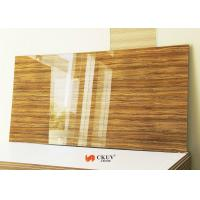 Contemporary Poplar / Mixed Hardwood MDF Melamine Board For Study Room Furniture Manufactures