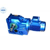 Cast Iron Flange / Foot / Shaft Mouonted Reducer Gear Box / Transmission Gearbox Manufactures
