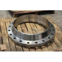 China ASME B16.5 Welding Neck Nickel Alloy Flanges 200 Nickel 200 UNS N02200 WN Flange on sale