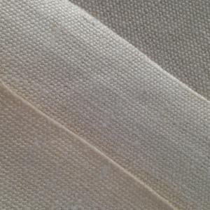 China Eco Friendly Hemp Fashion Fabric , 490GSM Hemp Canvas Clothing for Shoes / Hats / Mattress wholesale