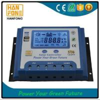 China LCD Monitor Solar Voltage ControllerWith Battery Reverse-Discharge Protection on sale