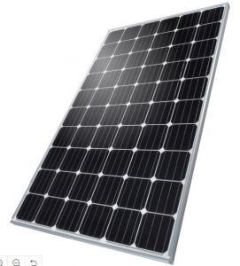 250 Watt Mono Solar Panel , Monocrystalline Solar Module 1650*992*45mm Manufactures