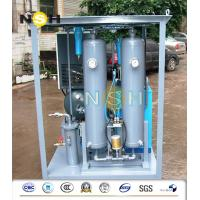 Double Tanks Compressed Air Generator , Continuous Supply Compressed Air Dryer Unit Manufactures