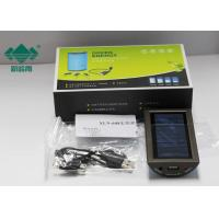 Solar Panel Hand Crank Cell Phone Charger With 2000mah Battery For Laptop Manufactures