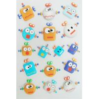 China Customized Foam Self Adhesive Stickers, Doors Decoration 3d Foam Wall Stickers on sale