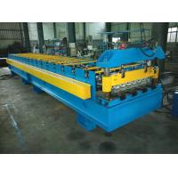 Fully Automatic Sheet Forming Machine For 0.3mm - 0.8mm PPGI  GI Coil Manufactures