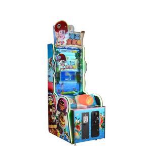 Coffee Shop Or Supermarket Redemption Arcade Machines / Crane Machine Game Manufactures
