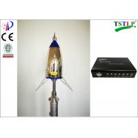 China Unique Discharge Lightning Rod Super Stable Performance 3 Independent Working Unit on sale