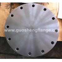 Carbon steel blind flanges supplied by China manufacture Manufactures