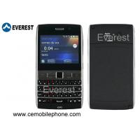 GPS Tracking Mobile Phone Windows mobile 6.5 Qwerty  WiFi TV dual sim smart mobile phone Everest W72  Manufactures