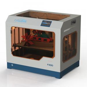Quality CreatBot Ultra High Resolution 3d Printer , Full Closed 3d Printer Plastic for sale