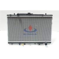 Aluminium Tube auto radiator for Mitsubishi Montero Sport 1997 , 2004 AT Manufactures