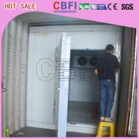 Chicken Fruit Frozen Container Cold Room With Italy Brand Castal Manufactures