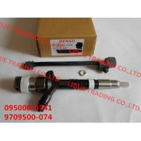 Quality DENSO injector 095000-0740 , 095000-0741 , 9709500-074 for TOYOTA Land Cruiser 23670-30010 23670-39015 for sale