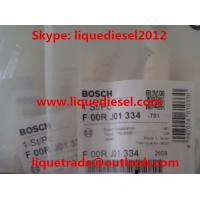 China BOSCH Common rail injector valve F00RJ01334 ,  F 00R J01 334 ,  F00R J01 334 for 0445120047, 0445120091, 0445120093 on sale