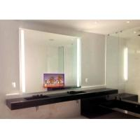 Touch LCD 32 Inch Frameless Mirror TV Optional Mirror Color Hotel Use Manufactures