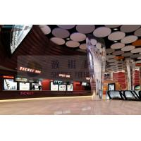 Popular Large 3D Cinema System Hall, With IMAX Screen and Flat Screen Manufactures
