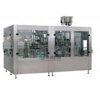 16000 BPH Edible Oil Filling Machine 380V / 50HZ For 0.2-2L PET Bottle Manufactures