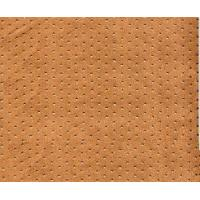 Punched  micro Suede Fabric Manufactures