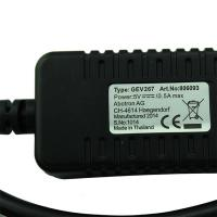 Gev267 Leica Survey Accessories Lemo To Usb Data Cable For Leica Total Station Manufactures
