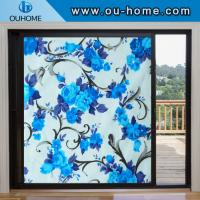 H22046 3D Static Decorative Window Protective Film Manufactures