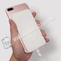 China Multifunctional Power Bank Spy Camera For Barcode Marked Cards With Long Distance on sale