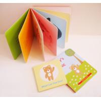 Art Paper, Cardboard Childrens Picture Book Printing Service for Story book, Pop-up book Manufactures