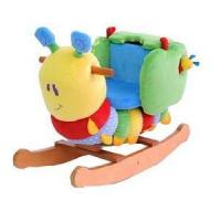 China Wooden Ride on Horse on sale