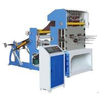 5kw Paper cup making machinery Roll Automatic Paper Cup Die Cutting Machine With AC Servo Motor Manufactures