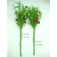 Handmade branch of glass,H:53CM,Natural material holiday decoration and home decoration Manufactures