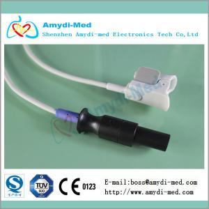 Quality Novametrix Compatible SpO2 Sensor 369083-001 spo2 sensor ,adult finger clip ,3M for sale