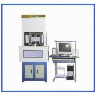 ASTM D5289-95 Rubber Testing Machine , No-Rotor Rheometer For Vulcanizing Materials Manufactures
