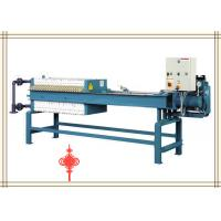 (630) Hydraulic Compact Filter Press Manufactures