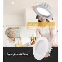 CE RoHS LED Eyeshield Downlight CRI>80 no flicker, anti-glare two years warranty Manufactures