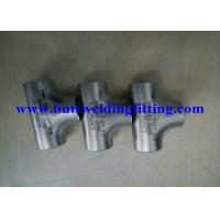 Quality Super Duplex 2205 Stainless Steel Elbow Coupling Pipe Fitting With Forged Technique for sale