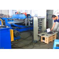 PLC Taiwan Delta Corrugated Sheet Roll Forming Enquipment With Curving Machine Manufactures