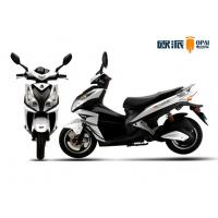 EEC Electric Scooter Motorcycle , Electric Battery Powered Scooters For Adults Manufactures