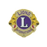 China embroidery iron on badges on sale