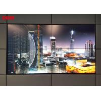 High Contrast LCD Video Wall Display / Multi Screen Display Wall 1920x1080p Manufactures