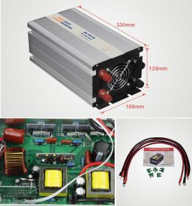 inverter solar pure sine wave inverter 12V 220V 50Hz 2000W (2KW) with transformer Manufactures