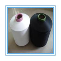 polyester yarn black or white Manufactures