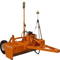 agriculture Farm machinery agriculture grader 2.0-3.5m Laser Land Leveling for tractor Manufactures