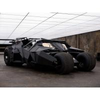 China artificial statue movie props batman's car  as decoration statue in shop/ mall /event celebrity activity on sale