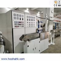 70mm Building PVC Wire And Cable Plastic Extrusion Machine High Efficiency Manufactures