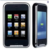 2.8inch Touch Screen MP4 Player with Speaker And SD Card Slot Manufactures